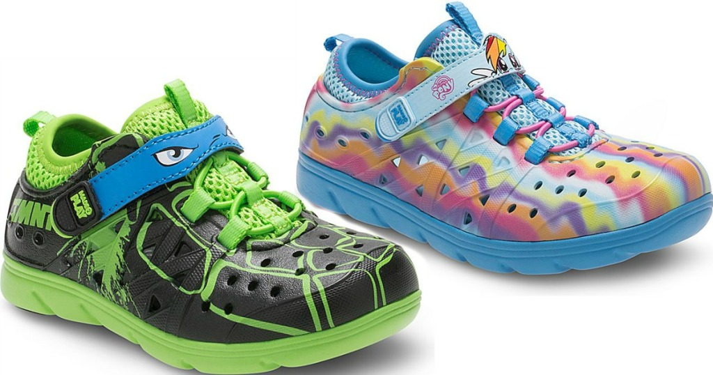 759e68c71b0f Stride Rite Kids  Phibian Water Shoes ONLY  15 Shipped (Regularly  30) +  More