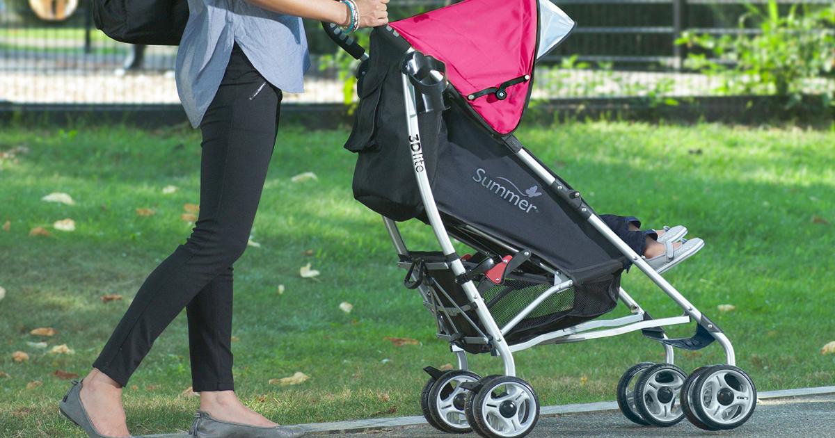 Summer Infant 3d Lite Stroller Only 5331 Regularly 100