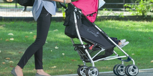 Summer Infant 3d Lite Stroller Only $53.31 (Regularly $100) – Awesome Reviews