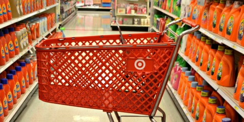 Target: $15 Off $50 Household Essentials Purchase (Starting July 30th)