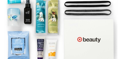 Target Beauty Box ONLY $7 Shipped ($30 Value)