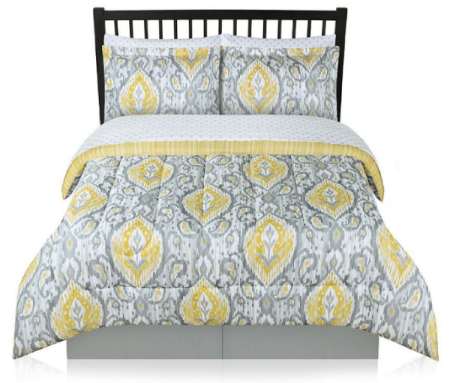 Kohl S Bed In A Bag Sets As Low As 28 79 Includes Comforter Sheets Bedskirt Amp More Hip2save