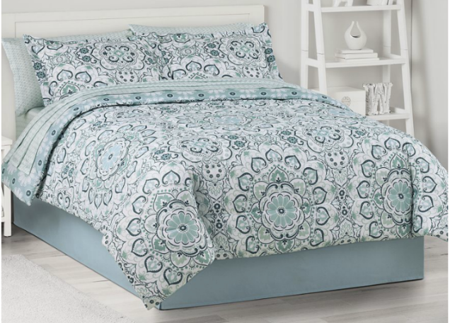 The One Bed In A Bag Set Full Size 64 99 Regularly 139 Use Codes Home10 And Familyget20 Bedding20 Final Cost 35 19