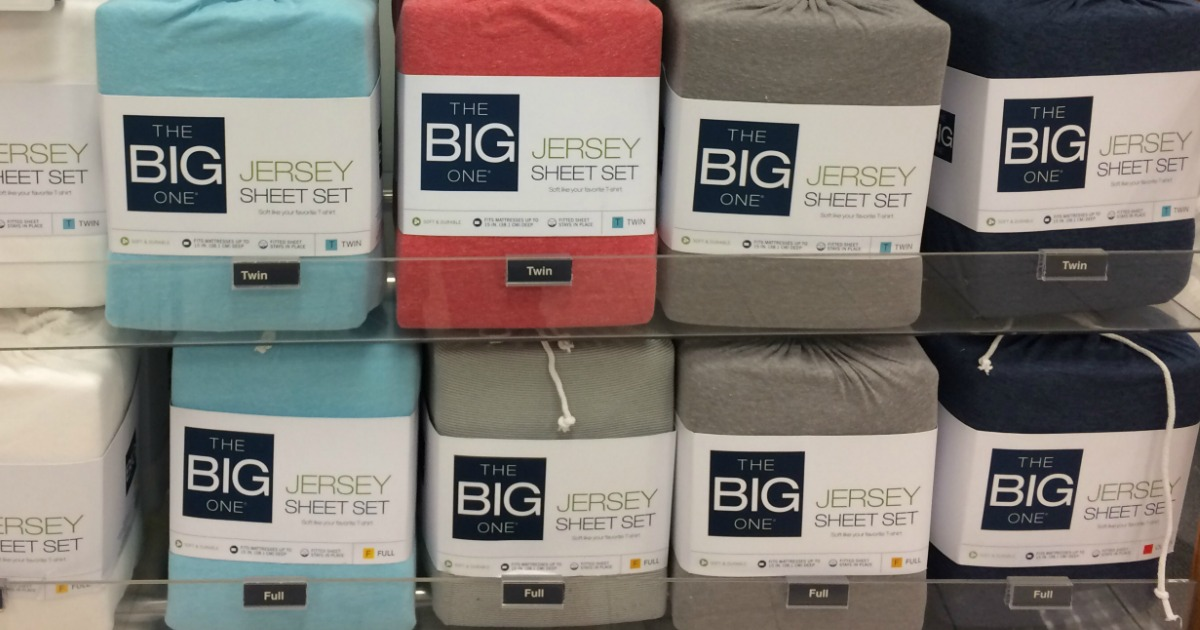 Kohl S Cardholders The Big One Sheet Sets As Low As 13