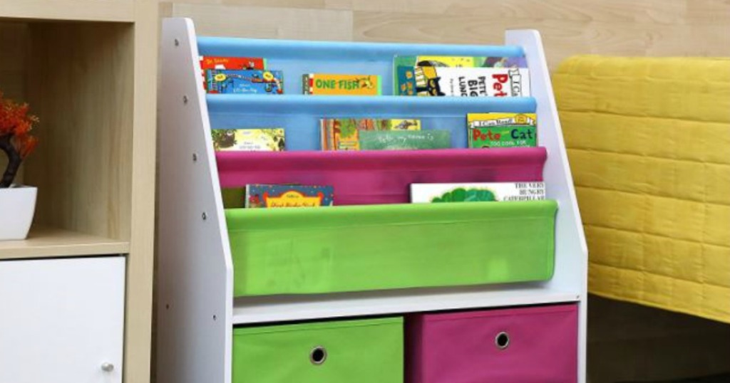 Book Toy Storage Organizer Only 38 24 Shipped Regularly 100 99 Hip2save
