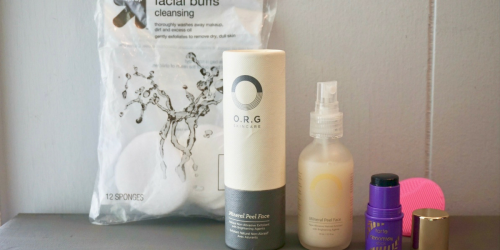 Hannah's Favorite Exfoliation Products (Prices Start at Just $1.99!)