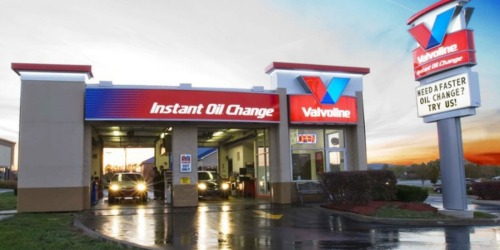 Need an Oil Change? Don't Miss These Valvoline Coupons!