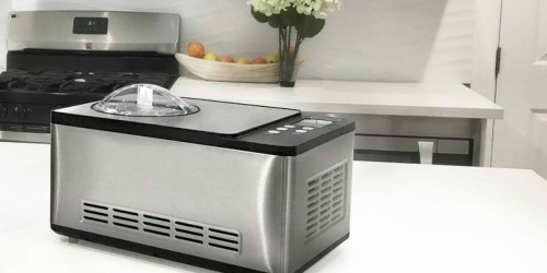 Amazon: Whynter Ice Cream Maker Just $211