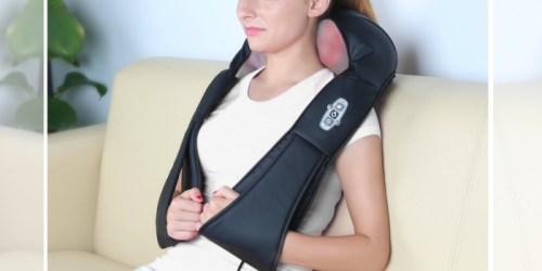 Amazon: 1byone Shiatsu Deep-Kneading Massager w/ Heat Only $35.25 Shipped