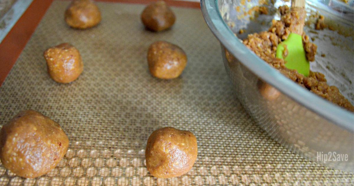 3 ingredient easy keto cookies