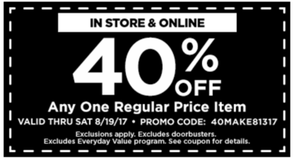 Craft Store Coupon Roundup: A C  Moore, Michaels, JoAnn