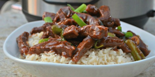 Instant Pot Mongolian Beef (Yummy Weeknight Meal Idea)