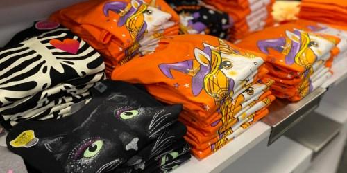 BOO! Glow-in-The-Dark Halloween Tees from $5 Shipped
