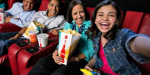 FREE AMC Drink, Popcorn & Movie Ticket for My Coke Rewards Members (Just Enter Codes)