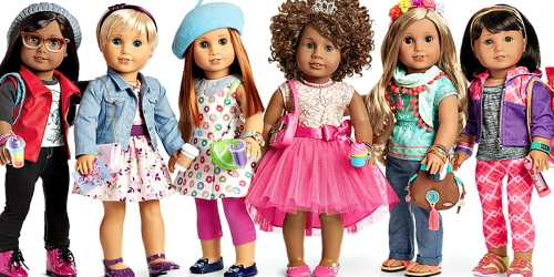 Create Your Own Personalized American Girl Doll (Over 1 Million Possible Combinations!)