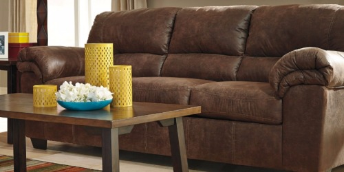 JCPenney: Ashley Signature Benton Sofa AND Loveseat Only $627 Shipped