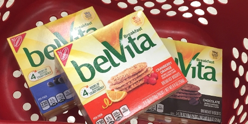 Target: BelVita Breakfast Biscuits ONLY $1.50 Per Box (Regularly $2.77) – No Coupons Needed