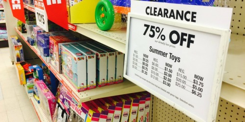 Big Lots 75% Off Summer Clearance: Save BIG on Pools, Toys, Bubble Machines & More