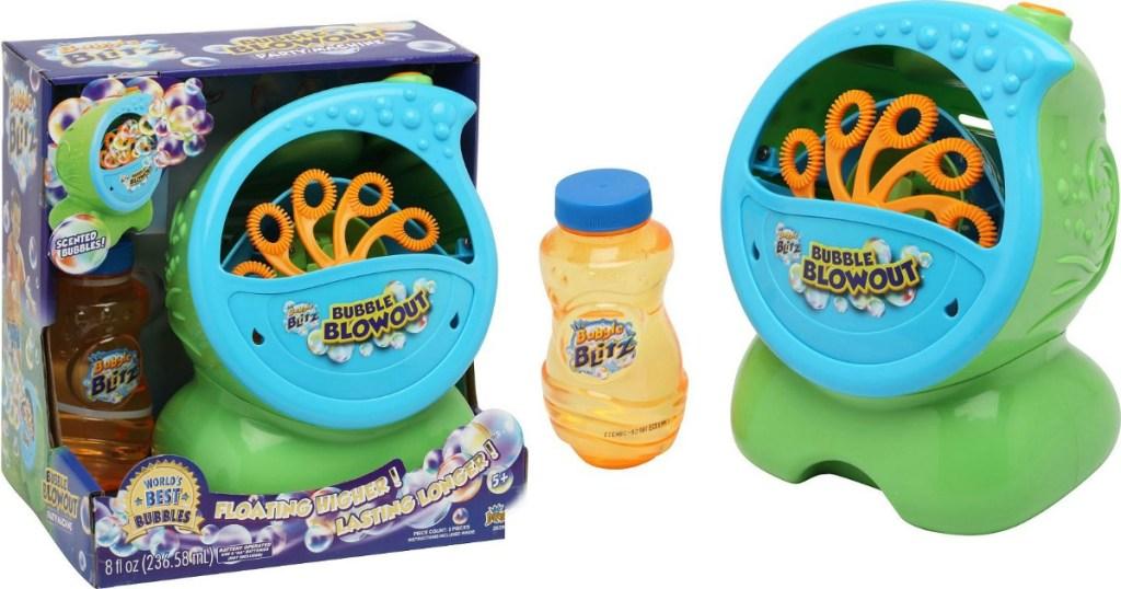 Kohls Cardholders Bubble Blitz Bubble Machine Just 874 Shipped