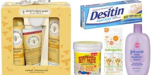 ToysRUs.com: Buy 2 Get 1 Free Bath & Body Care = Save On Burt's Bees, Babyganics & More