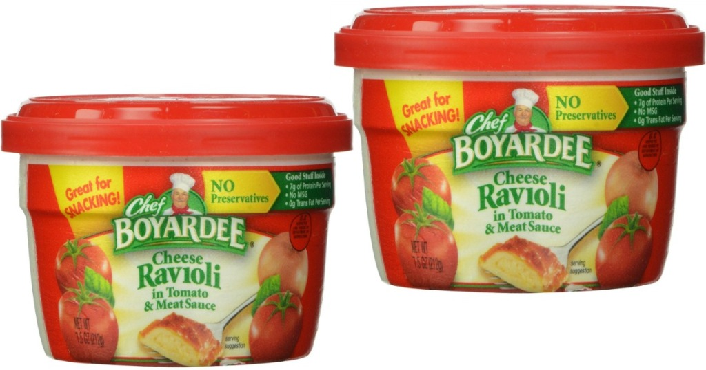 Hop On Over To Where You Can Clip This Coupon Save 20 Off Select Chef Boyardee Items Even Better Are Eligible Subscribe