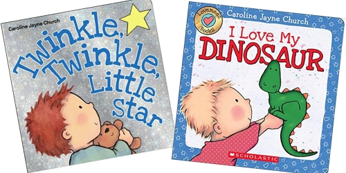 Save On CUTE Books For Kids = Twinkle Twinkle Little Star Board Book Only $2.17 & More