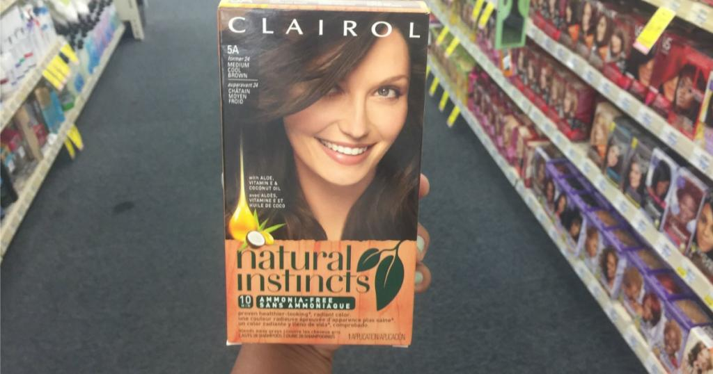 High Value 31 Clairol Hair Color Coupon Only 199 At Cvs Hip2save