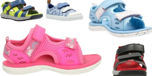 ClarksUSA: Extra 40% Off Sale Styles = Kids' Shoes Starting at $11.99 Shipped (Regularly $30+)