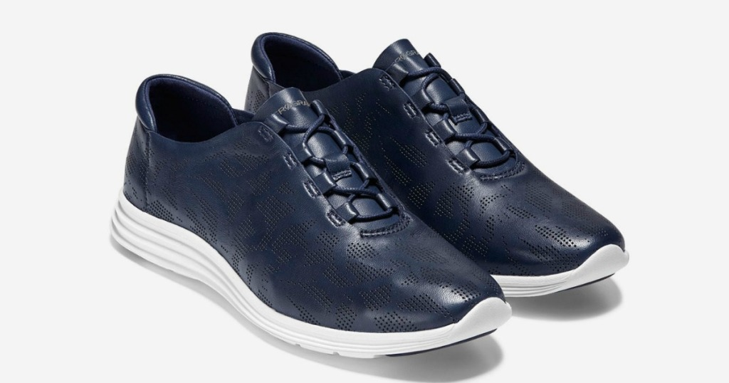 b80c61f51dc1 Cole Haan Perforated Sneakers Only  50 (Regularly  200)   More Today ...