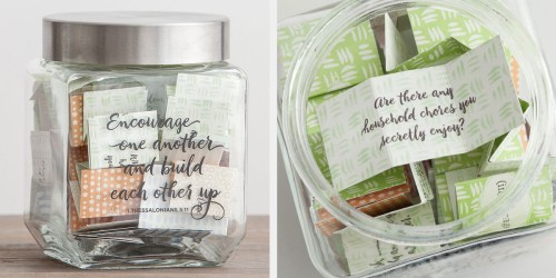 Dayspring: Conversation Starter Jar Just $10 Shipped (When You Buy 2)