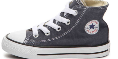 Converse Chuck Taylor All Star Infant & Toddler High-Top Sneakers Only $12.94 (Regularly $30)