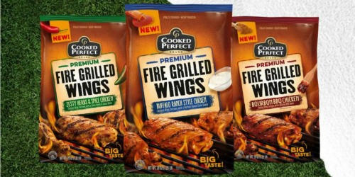 Apply to Host Cooked Perfect Fire Grilled Wings Game Day Party in September (1,000 Spots Available)