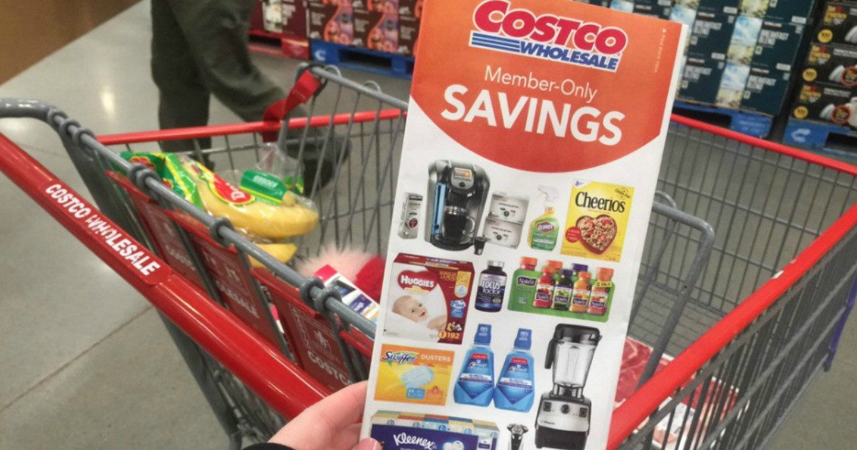 WOW! $60 for Costco Membership, $20 Gift Card, $35 in FREE ...