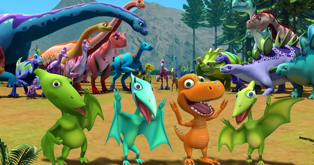Amazon Instant Video Pbs Kids Complete Seasons Only 1 99 Dinosaur
