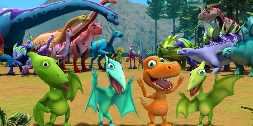 Amazon Instant Video: PBS Kids Complete Seasons Only $1.99 (Dinosaur Train, WordGirl, & More)