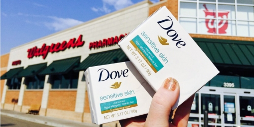 Walgreens: Dove Beauty Bars ONLY 35¢ Each – NO Coupons Needed