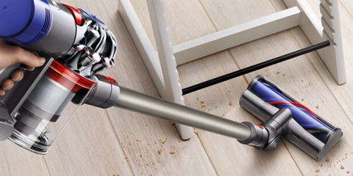 Dyson V8 Absolute Cordless Vacuum + 3-Piece Tool Kit Only $329.99 Shipped (Over $500 Value)