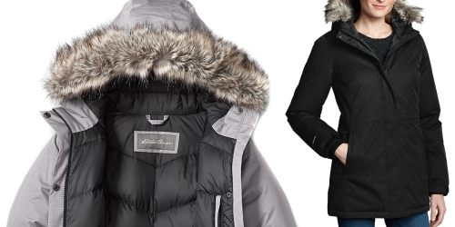 Eddie Bauer Women's Superior Down Parka Only $88.83 Shipped (Regularly $330)