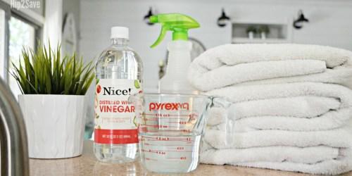 10 Genius Ways to Use Vinegar Around the House