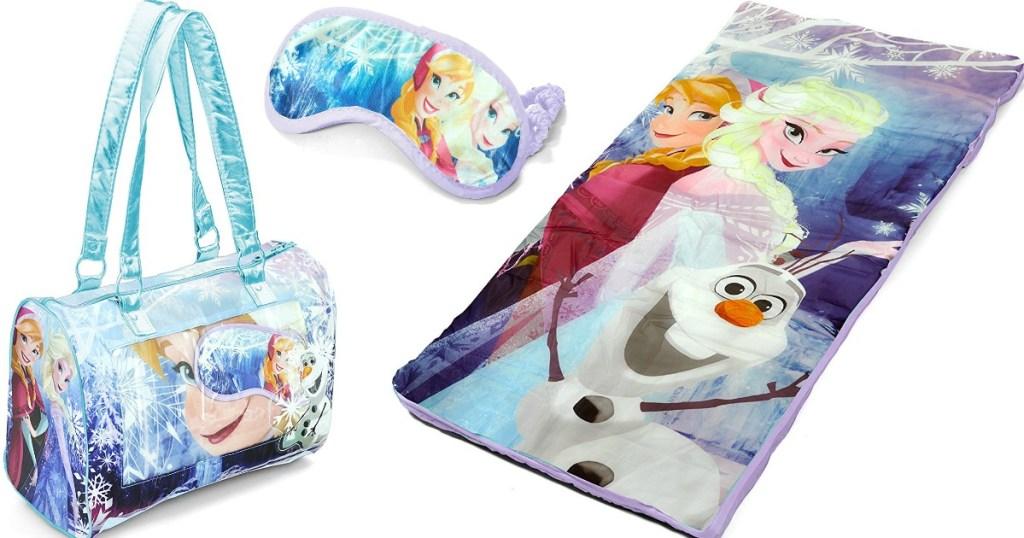 Walmart Com Disney Frozen Nap Mat W Purse Amp Eye Mask