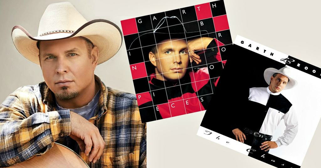 Score 2 FREE Garth Brooks MP3 Album Downloads
