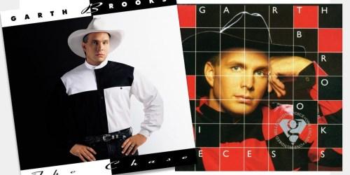 Amazon: Free Garth Brooks MP3 Album Downloads
