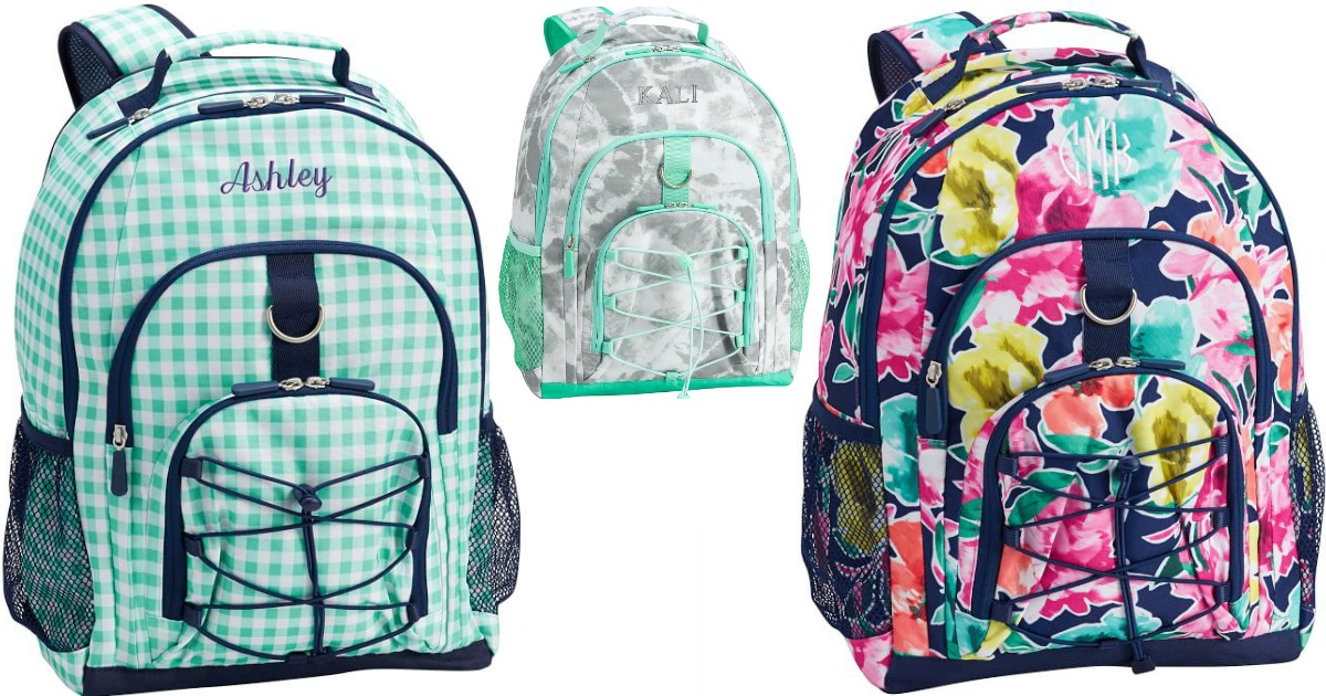 Pottery Barn Backpacks Only 11 99 Shipped Regularly 49