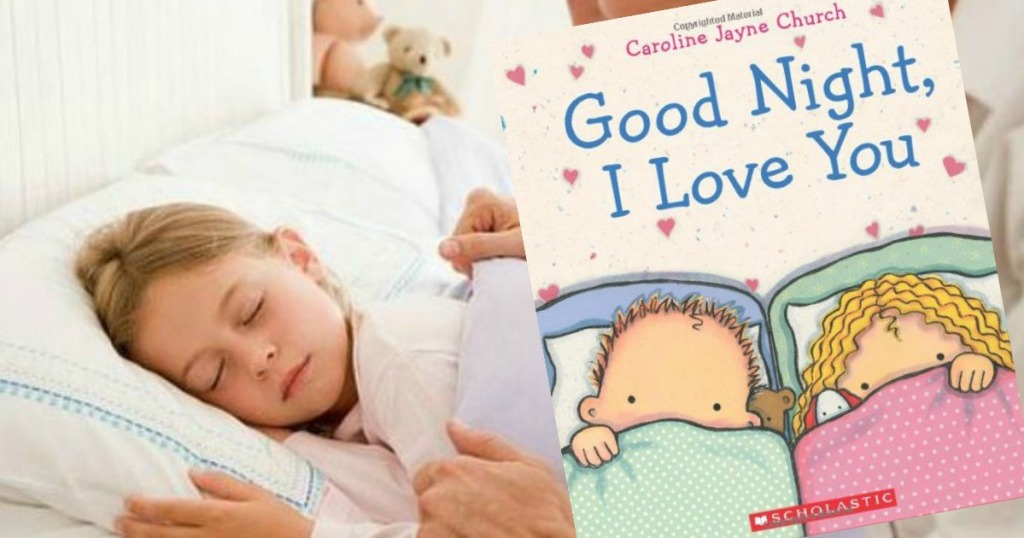 9310d2dc0104 Amazon: Good Night, I Love You Board Book Just $3.66 - Hip2Save
