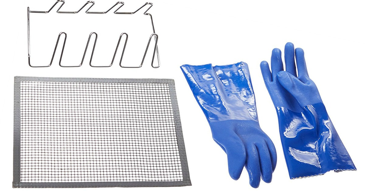 Masterbuilt Smoker Amp Grill Accessory Kit Only 9 Gloves