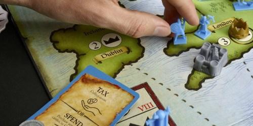 Amazon: Hasbro Risk Europe Game Only $19.99 (Regularly $39.99)