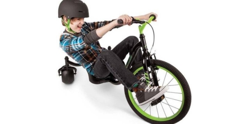 Walmart: Huffy Green Machine Drift Trike 3-Wheel Bike Only $39 (Regularly $79) & More