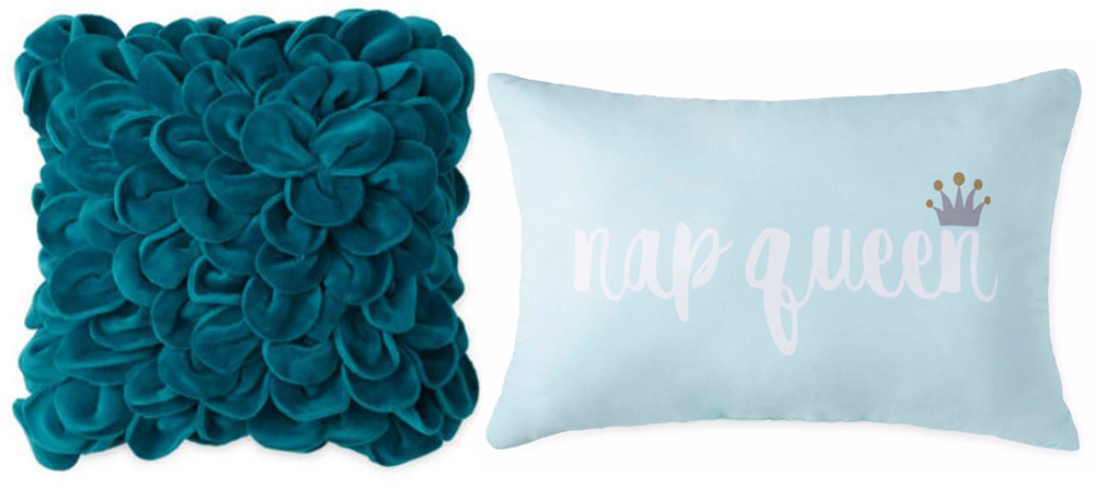 JCPenney Decorative Pillows As Low As 4040 Shipped Regularly Simple Jcp Decorative Pillows