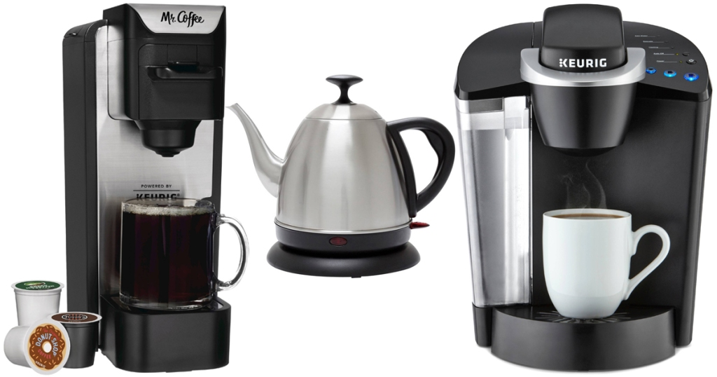 Targetcom Mr Coffee Single Cup K Cup Coffee Maker Only 3499