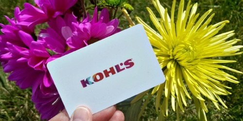 FREE $10 Walgreens Gift Card w/ $30 Kohl's, Chili's or Fanatics Gift Card Purchase